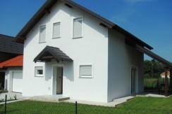 Prigorje Brdovečko – NOVA obiteljska kuća – dvojni objekat- 85.000,00 €
