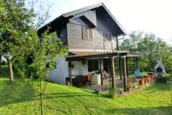Klanjec – Novi Dvori Klanječki- kuća na okućnici od 2200 m2- 49.000,00 €