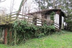 Luka – Pluska – vidend kuća 20 m2, garaža 30 m2, na okućnici od 792 m2- 9.000,00 €