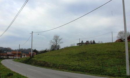 Građevinsko zemljište, Hruševec Kupljenski, 2150 m2 20.000,00 €