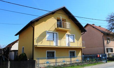 Rakov potok – kuća ( 216 m2 )  sa gospodarskim objektom ( 221,08 m2 ) – 220.000,00 €