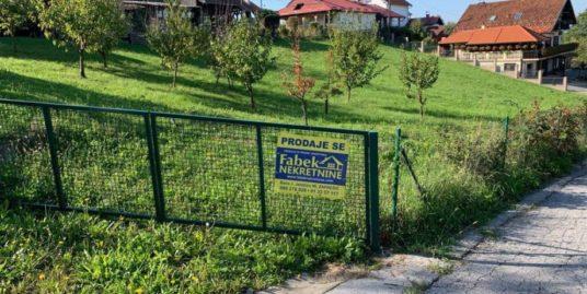 Građevinsko zemljište, Jablanovec, 1213 m2,PRODAJA!!
