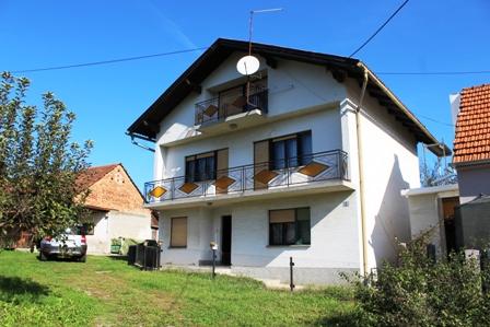 Marija Gorica- Kraj Donji- kuća, garaža i gospodarski objekat na okućnici od 2410 m2- 110.000,00 €