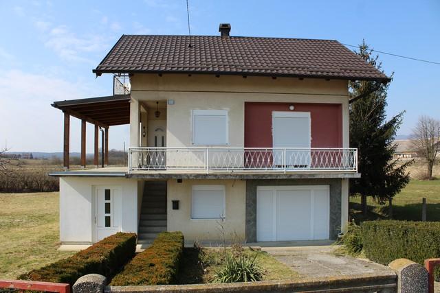 Kuća:Dubravica/ Lukavec Sutlanski, katnica, 100.00 m2 (prodaja)