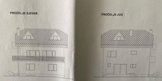 Zaprešić – obiteljska kuća plus poslovna zgrada plus pomoćni objekt – 590 m2 , na okućnici od 1155 m2 – 290.000,00 €
